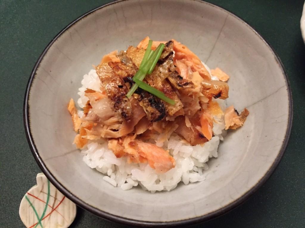 Kyoaji - harami gohan