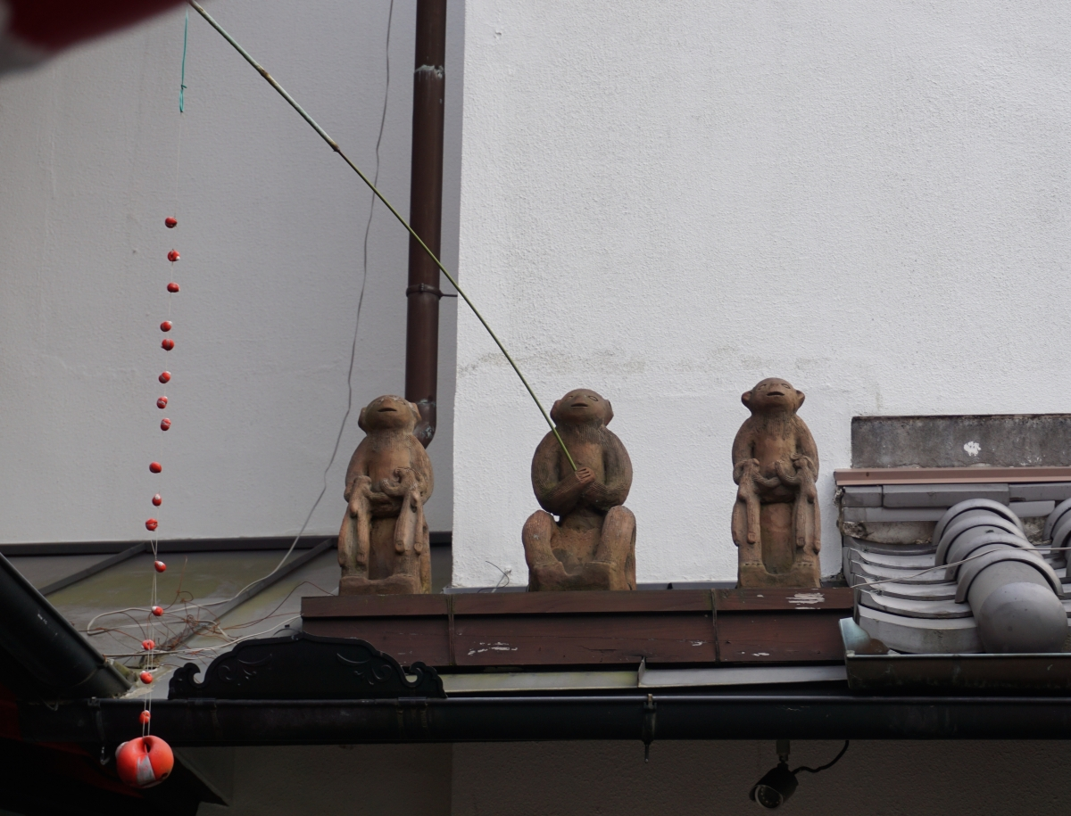 The red dolls of Naramachi