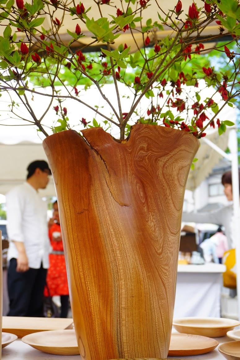 Ian Hayden's vase