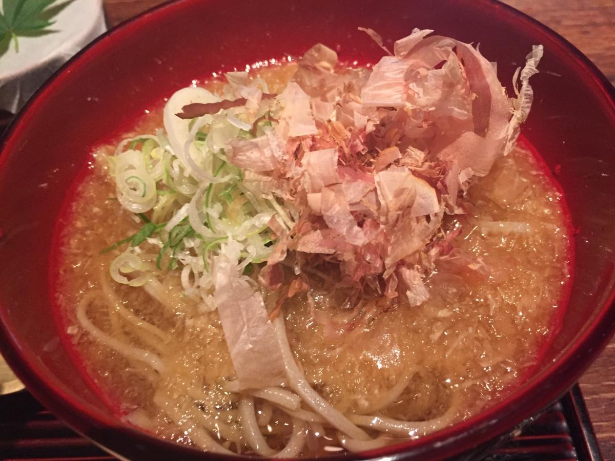 oroshi soba