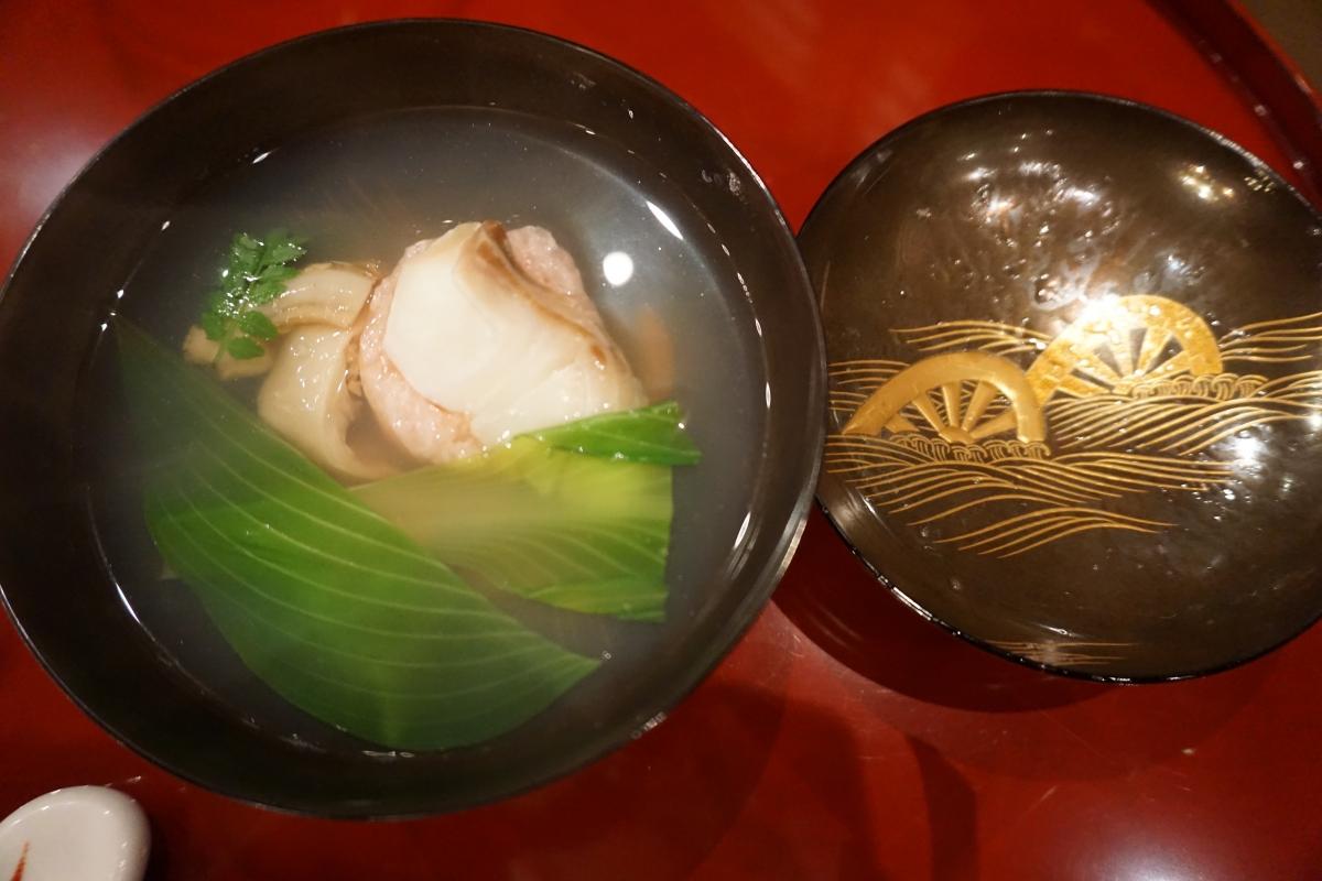 dinner at jinya