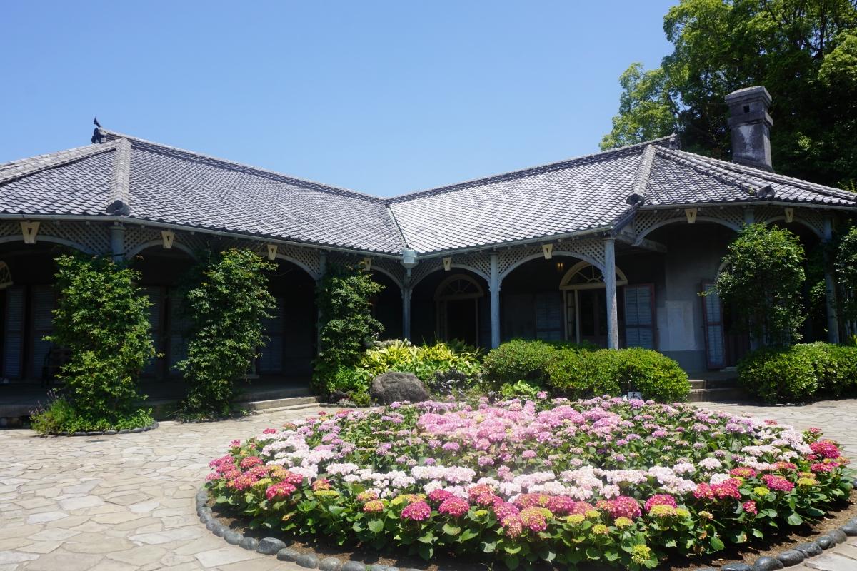 glover house