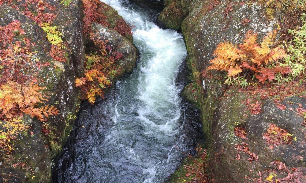river in nikko