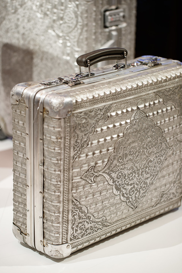 decorative suitcase