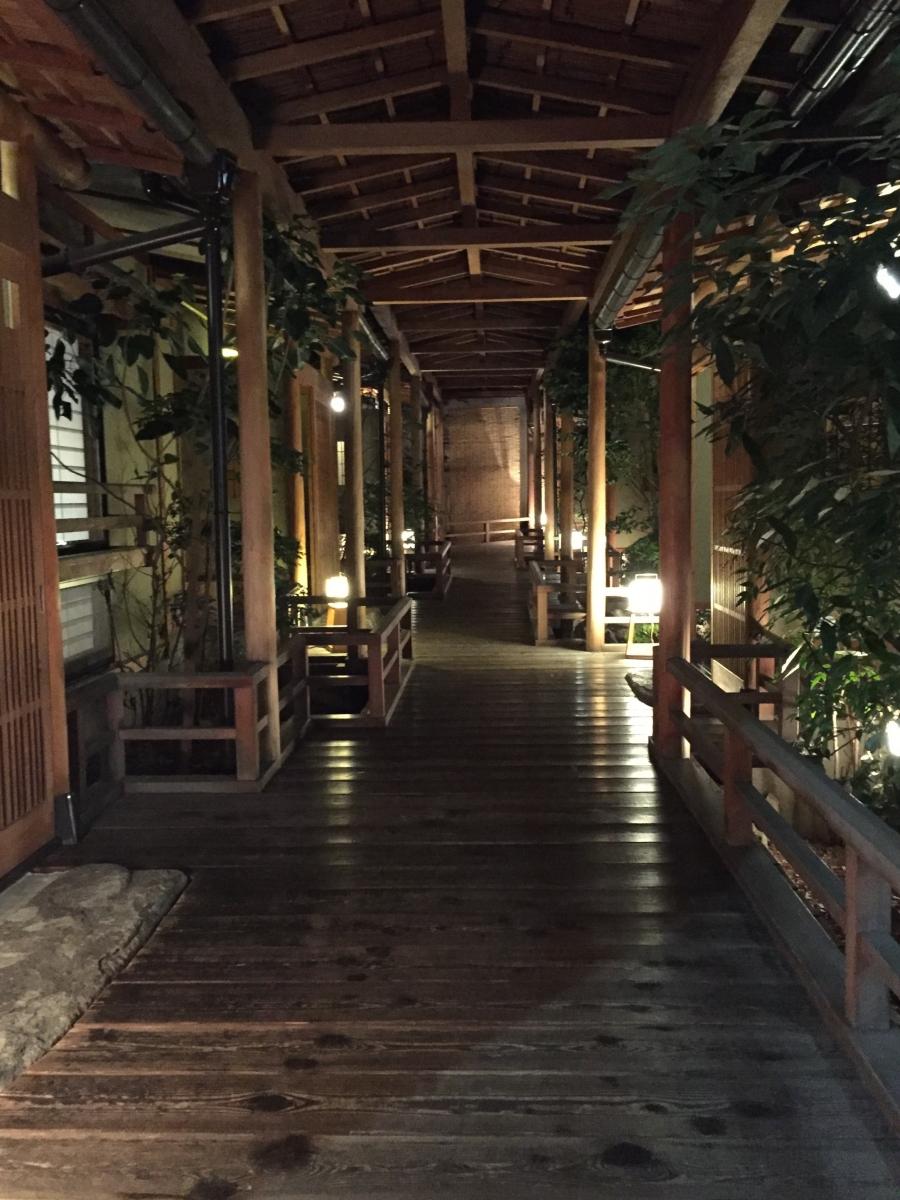Yumedono hall