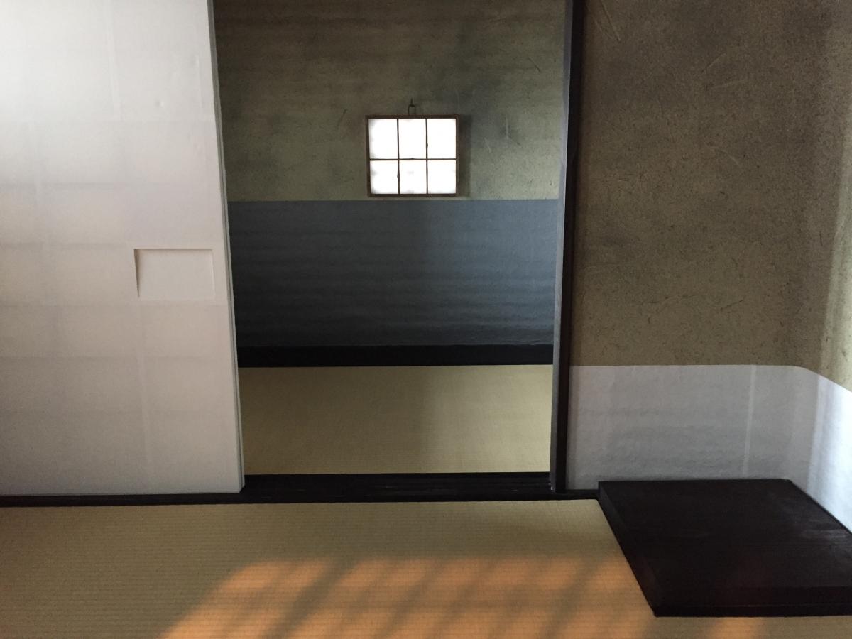 japanese architecture chashitsu