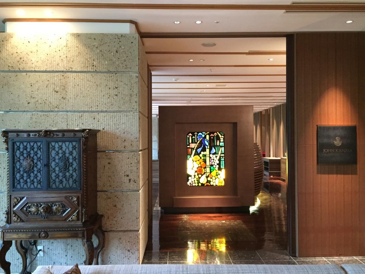 Kanaya Hotel interior