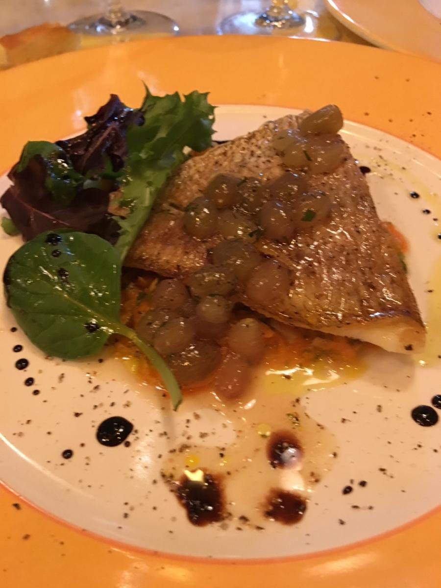 mamma luisa's fish
