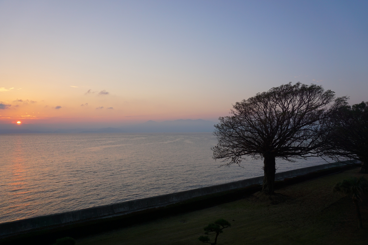 hakusuikan, kagoshima