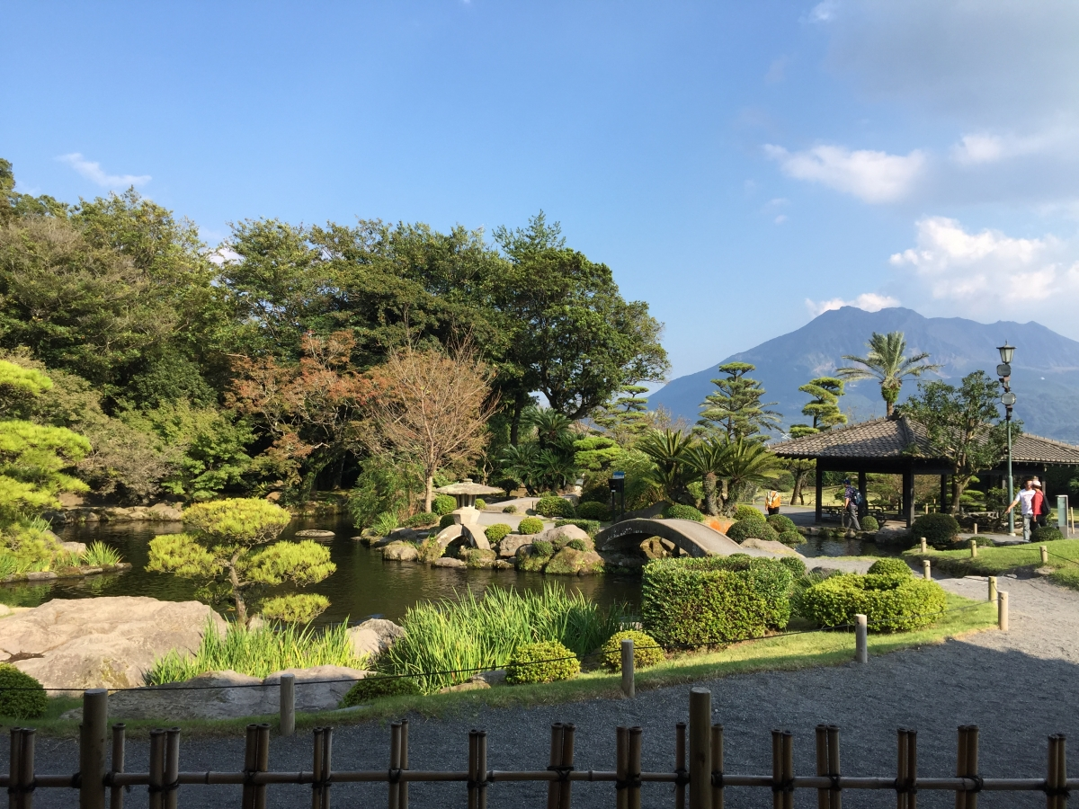 sengan-en kagoshima
