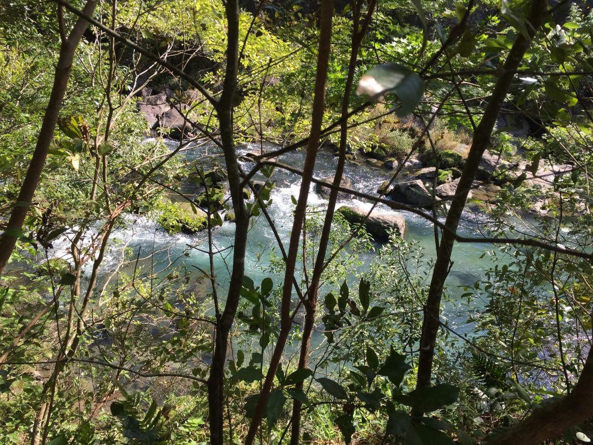 Amorigawa river