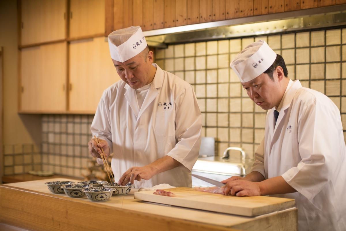 kaiseki multicourse japanese cuisine