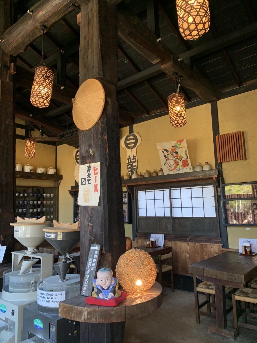 makuragi soba at yakushi onsen